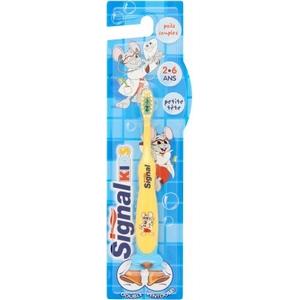 Signal brosse à dents extra-souple 2-6 ans