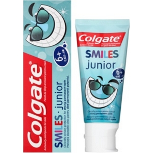 Colgate dentifrice smile junior dès 6ans 50ml