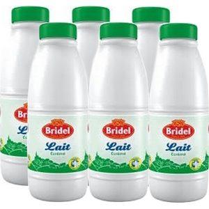 Bridel lait écrémé blle 6x1l