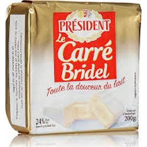 Bridel fromage le carré 200g