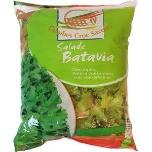Salade batavia Croc saveur 200g