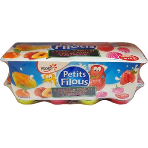 Yoplait petits filous 16x60g 960g