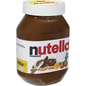 Pâte à tartiner nutella Ferrero 1kg
