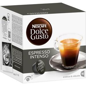 Nescafé Dolce Gusto espresso intenso 16x8g 128g