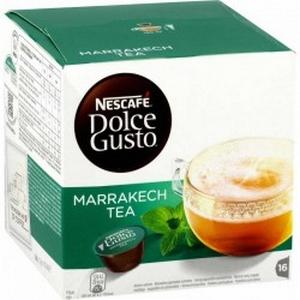Nescafé Dolce Gusto Marrakech tea 16X 15.17g