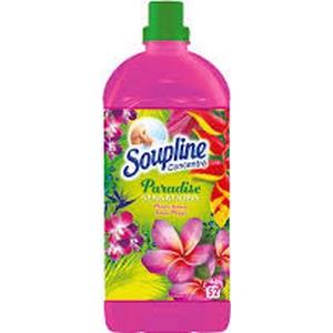 Soupline paradise fraîcheur parfumée 1,2L 52d