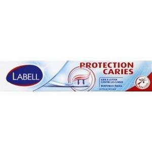 Labell dentifrice protection caries 75ml