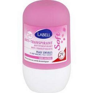 Labell déodorant soft anti-transpirant 50ml