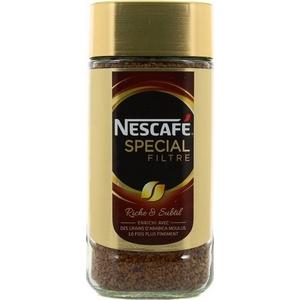 Nescafé sépcial filtre 100g