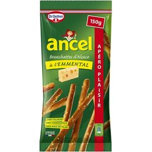 Ancel branchettes d'Alsace à l'emmental 150g
