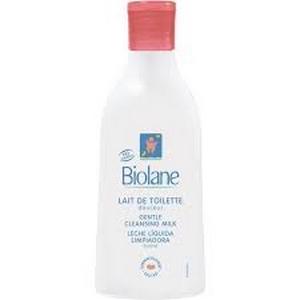Biolane lait de toilette douceur 200ml