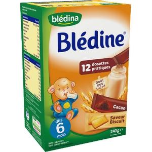 Blédine cacao dès 6 mois 240g