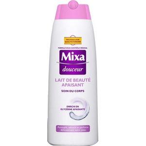 Mixa douceur lait de beauté apaisant soin du corps 250ml