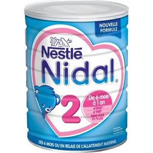 Nidal N°2 DE 6 mois à 1 ans 800g