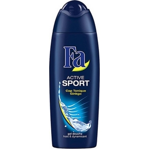 Gel douche FA active sport citron vert 250ml