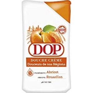 Gel douche Dop abricot 250ml