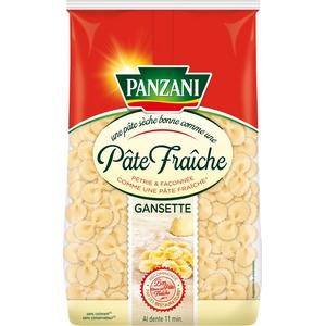 Panzani pâte fraîche gansette 400G