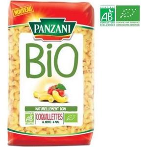 Panzani coquillettes Bio 500G