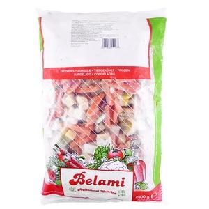 Belami légumes pour couscous surgelés 2.5kg