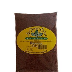 Les bonnes épices de Monsieur Maurice roucou 250g