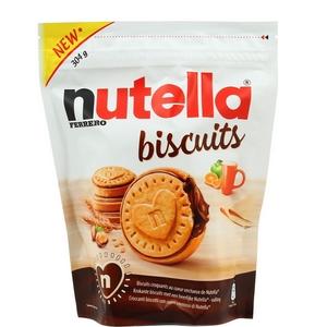 Nutella biscuits croquants au cœur onctueux 304g