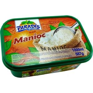 Paradis glace à la farine de manioc 1000ml