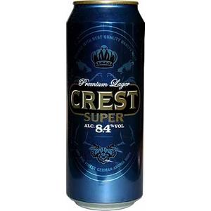 Bière Crest 8,4% vol. 50cl