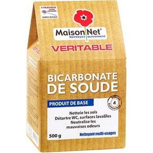 Maison net véritable bicarbonate de soude 500g