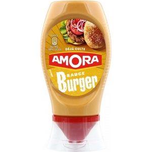 Amora sauce burger 260g
