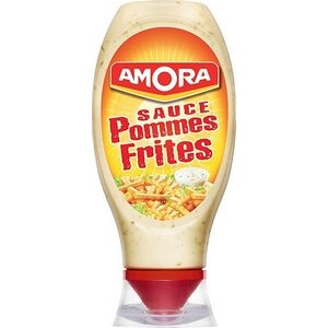 Amora sauce pomme frites 260g