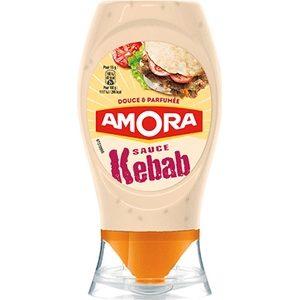 Amora sauce Kebab douce et parfumée 256g