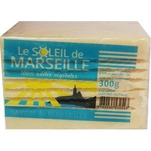 Savon le soleil de Marseille 400g