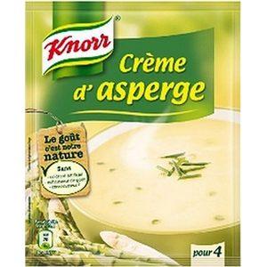 Knorr crème d'asperge 70g