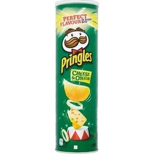 Pringles fromage oignon 165g