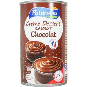 Pâturages crème dessert chocolat 510g