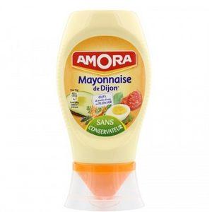 Amora mayonnaise de Dijon nature 235g