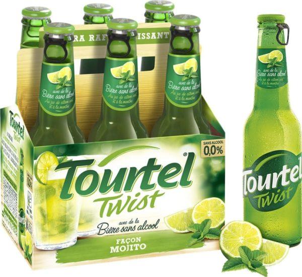 Tourtel Twist mojito 6x27,5cl