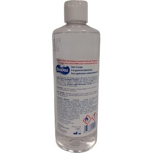 Doudou solution hydro-alcoolique (cf. OMS) 500ml)