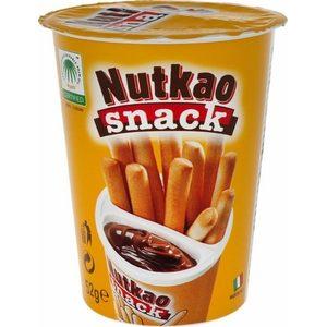 Nutkao snack pâte à tartiner et gressins 52g