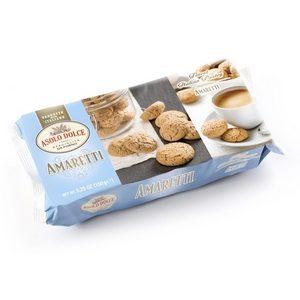 Amaretti biscuits cuits au four 150g