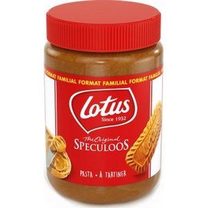 Lotus spéculoos pâte à tartiner 400g