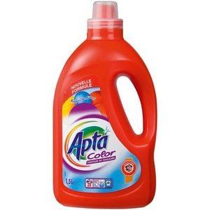 Apta lessive liquide fixateur de couleurs 1,5L