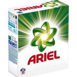 Lessive en poudre ariel original 10 doses 650g