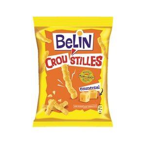 Belin croustilles goût emmental 35g