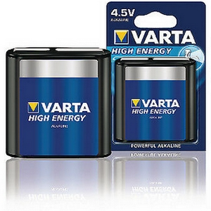 Varta pile plate 3LR12 4.5V