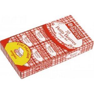 Paysan Breton 20 petits beurres demi-sel 200g