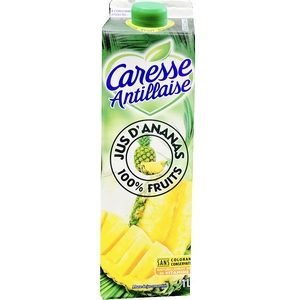 Caresse antillaise ananas 1l
