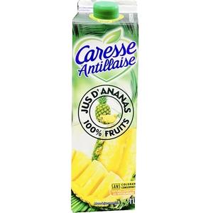 Caresse antillaise ananas 1l