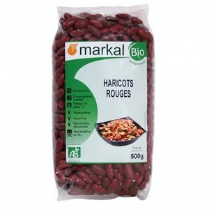 Markal haricots rouges Bio 500g
