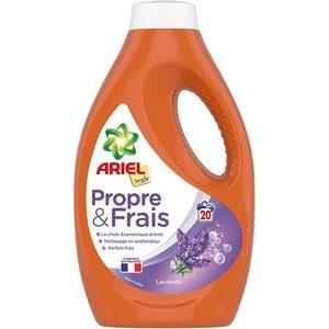 Lessive liquide ariel simply propre et frais lavande 33 doses 1815ml